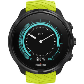 Suunto 9 Montre, lime